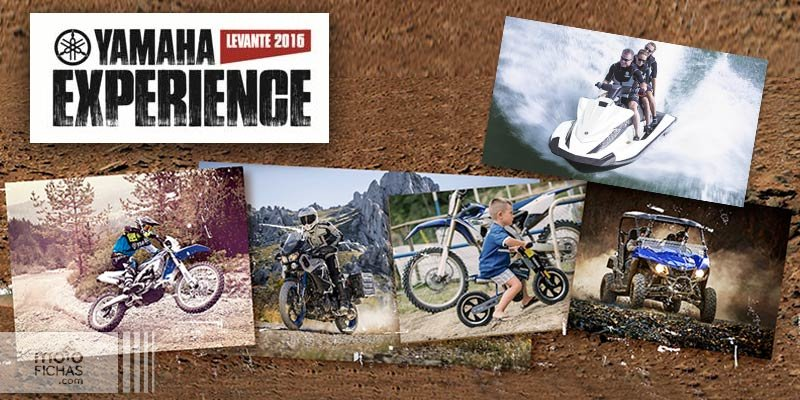 Yamaha experience 2016 2
