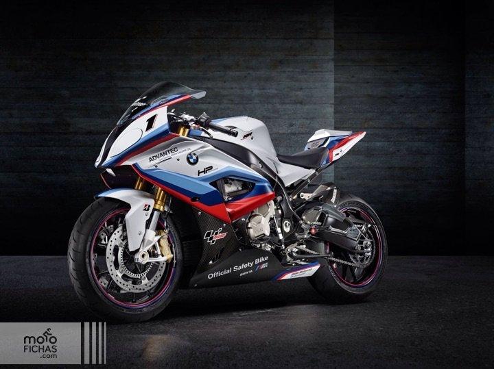 BMW S1000 RR: MotoGP safety bike oficial 2015 (image)