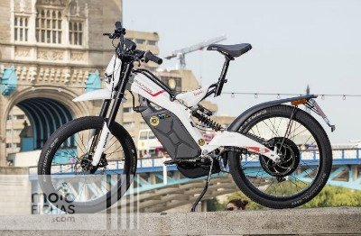 Primer Bultaco Space en Londres (image)