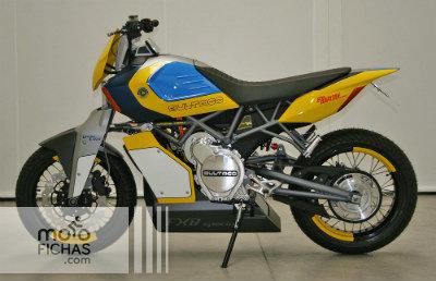 Bultaco presiona al Gobierno para impulsar la moto eléctrica (image)