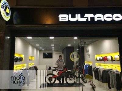 Abre el primer Bultaco Store en Barcelona (image)