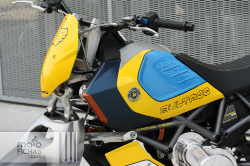 Fotos exclusivas de la nueva Bultaco Rapitán Sport (image)