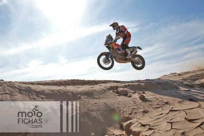 8ª etapa Dakar 2015: Coma es líder y Laia Sanz novena (image)