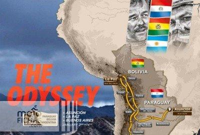 """Se presenta el Dakar 2017: """"Exótico, aventurero y duro"""" (image)"""