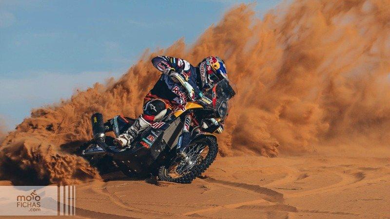 Comienza el Dakar 2017: así de espectacular (image)