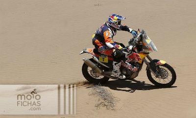 10ª etapa Dakar 2015: Barreda gana y Coma refuerza el liderato (image)