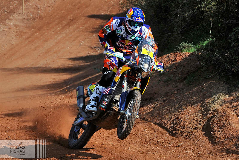 12ª etapa Dakar 2015: Coma acaricia la victoria final (image)