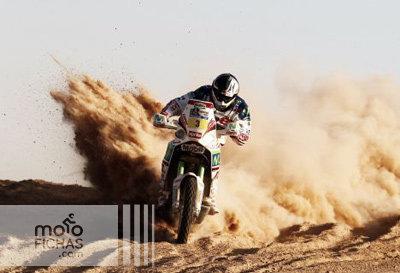 Todo a punto para el Dakar 2015 (vídeo) (image)