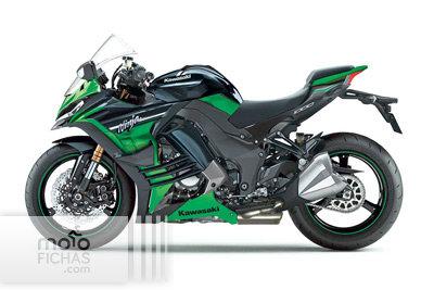 Filtración: nueva Kawasaki Ninja 1000 (image)