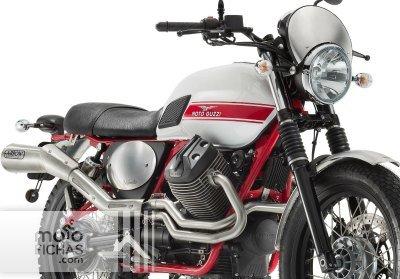A la venta la nueva Moto Guzzi V7 II Stornello (image)