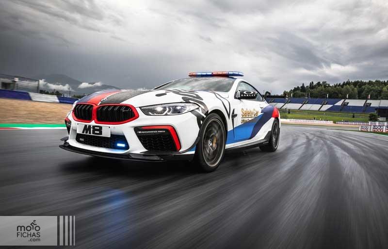 Nuevo BMW M8 MotoGP Safety Car (image)