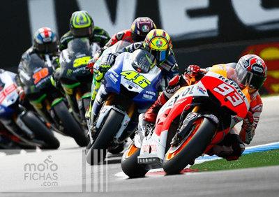 Confirmadas las parrillas de 2015 en MotoGP, Moto2 y Moto3 (image)