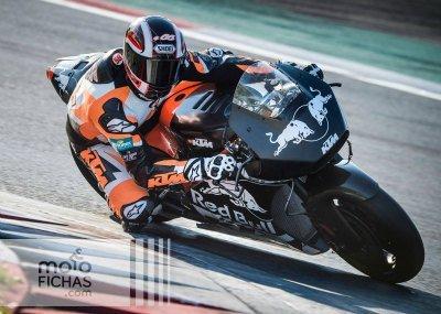 La KTM RC16 de MotoGP: así es y así suena (vídeo) (image)