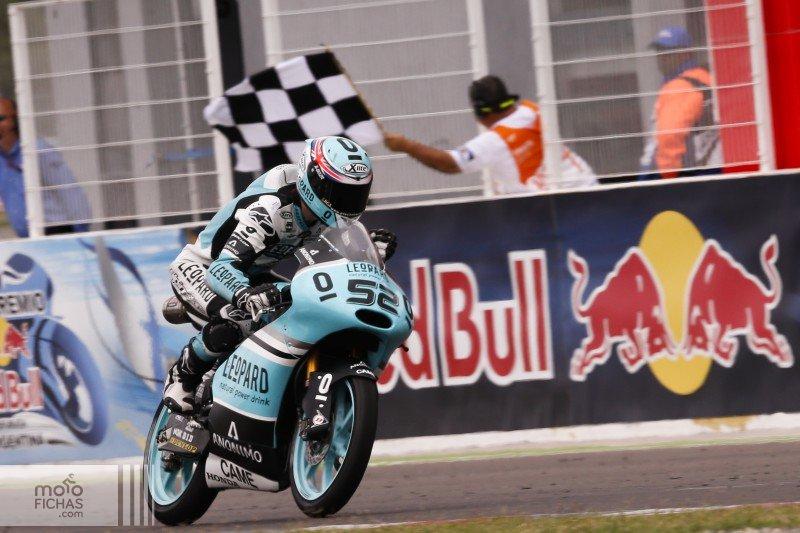 motogp argentina moto3 dany kent