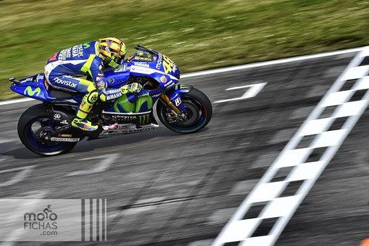 MotoGP 2015 TT Assen: Rossi se lleva la pole (image)
