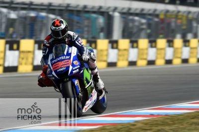 Parrilla MotoGP República Checa: Yamaha amenaza con Lorenzo y Rossi (image)