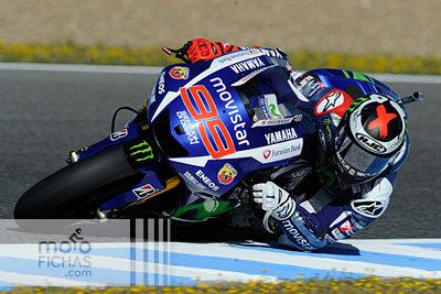 Lorenzo renueva con Yamaha y es el más rápido en Jerez (image)