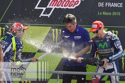 MotoGP 2015: Yamaha destapa las debilidades de Honda (image)