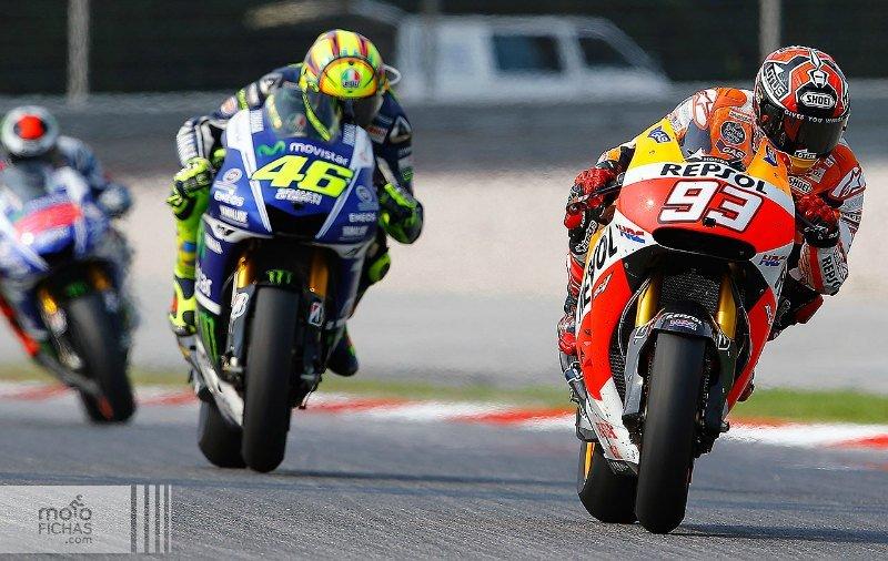 sepang 2015 motogp marquez rossi
