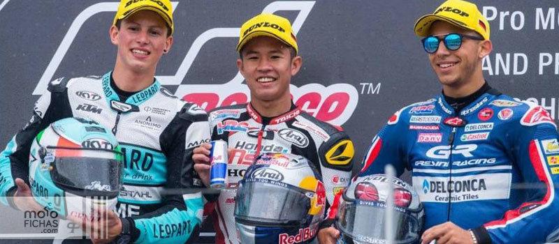 gp alemania 2016 moto3 podium