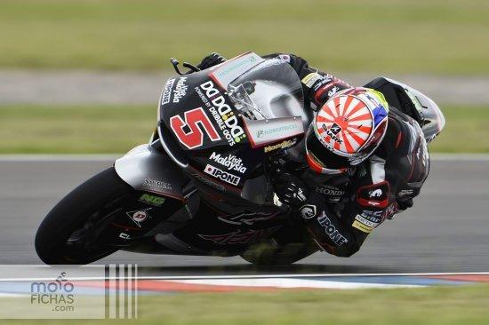GP de Argentina 2016 Moto2: vuelve Zarco (image)