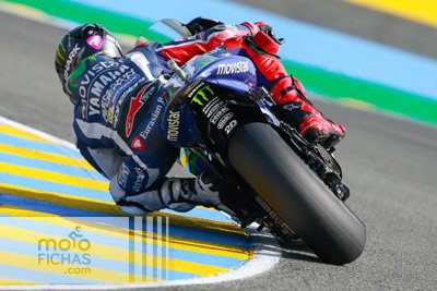 MotoGP GP de Francia 2016: Lorenzo imparable (image)