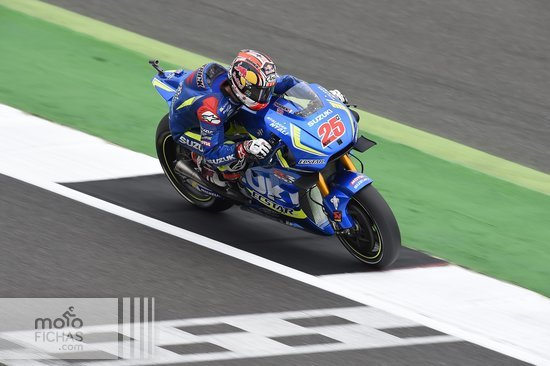 MotoGP 2016 GP Gran Bretaña: Viñales se consagra en Silverstone (image)