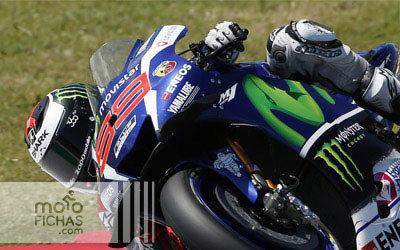 MotoGP Gran Premio de Italia 2016: Lorenzo 'Che Spettacolo' (image)