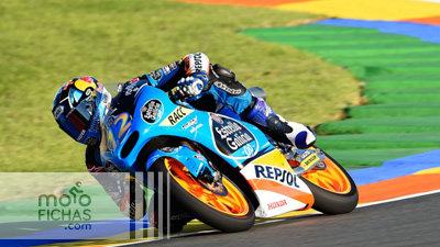 Carrera Moto3 GP Comunidad Valenciana 2014: crónica y clasificaciones (image)