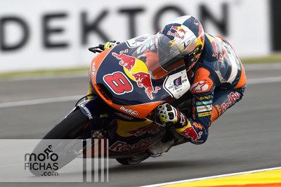 Entrenamientos oficiales GP Valencia 2014: Moto 3 declaraciones de Jack Miller (image)