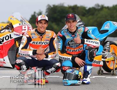Los Márquez podrían formar equipo en MotoGP para 2017 (image)