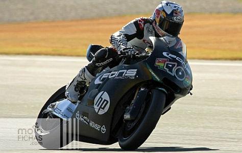 Test Moto2 Valencia (3ª jornada): Viñales ya manda (image)