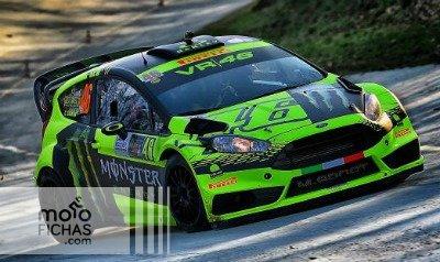 Rossi vence en el Monza Rally Show 2015 (vídeo) (image)