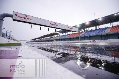 Los tests de MotoGP 2015 en Qatar acaban con lluvia y Ducati metiendo miedo (image)