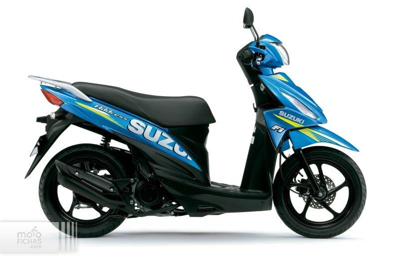 suzuki address motogp version limitada 1