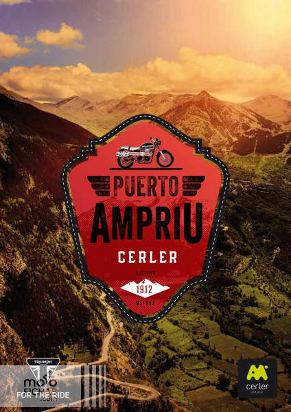 ruta triumph pirineo
