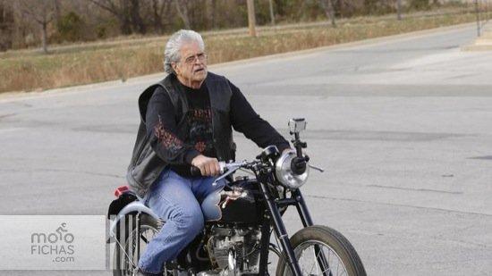 Recupera su moto robada tras 46 años (image)
