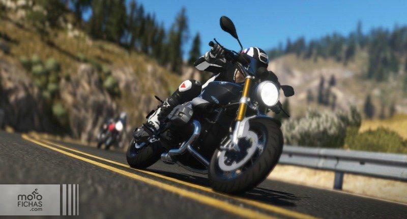 ride2 juego motos texto
