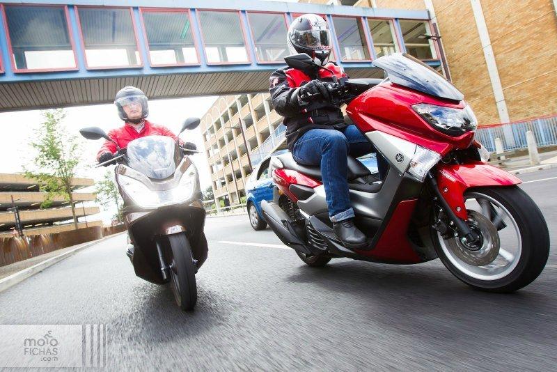 La alianza de Honda y Yamaha (image)