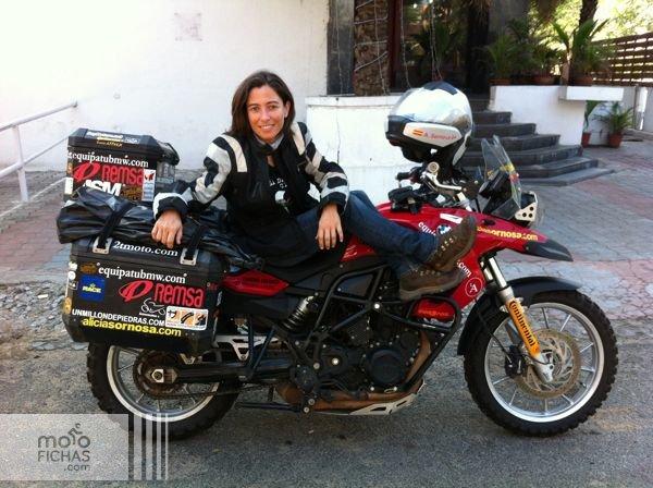 """Ruta """"Ladies on the Road"""" con Alicia Sornosa (image)"""