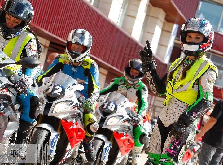 La FIM organiza más campus de pilotaje para chicas (image)