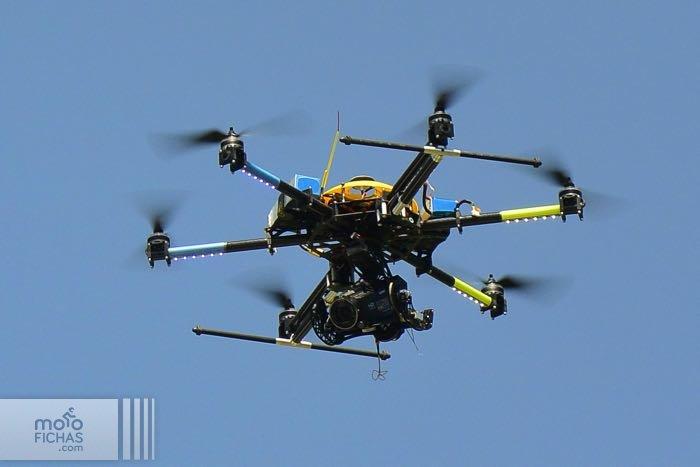 """La DGT planea """"el ataque de los drones"""" (image)"""