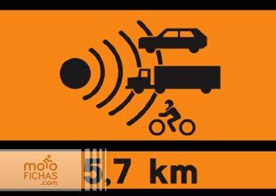 Los 300 tramos de carretera más peligrosos de España y su nueva señalización (image)