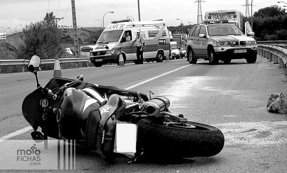 Desciende la siniestralidad en moto durante el verano (image)