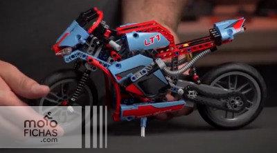 La nueva moto de Lego (vídeo) (image)