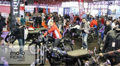 Más de 40.000 personas en MotoMadrid 2015 (image)