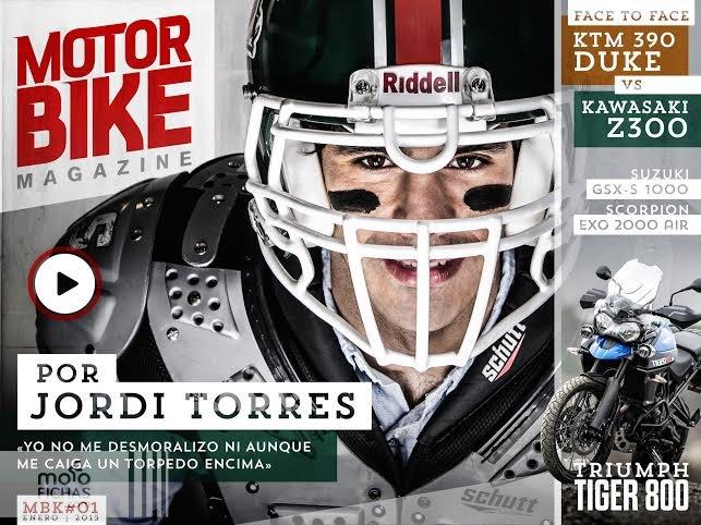 Nace Motorbike Magazine (image)