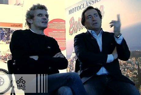 """Joan Garriga """"Sito Pons me ha ayudado regalándome unos calzoncillos viejos de su hijo Axel"""" (image)"""