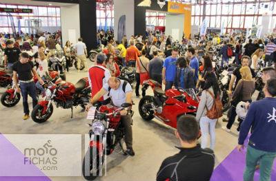 MotoMadrid celebrará su cuarta edición en marzo 2015 (image)