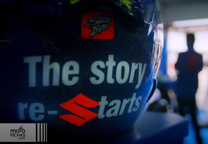 El proyecto Suzuki de MotoGP (vídeo) (image)